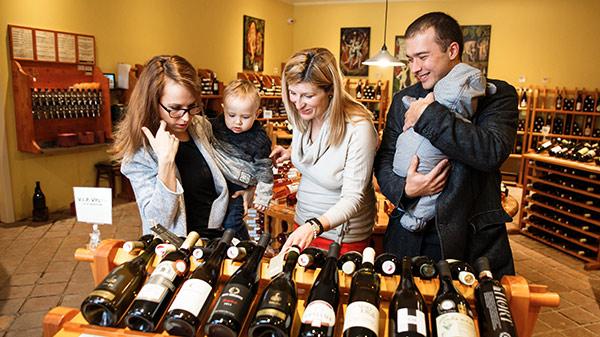 Náš VIP výběr vín Vás určitě zaujme - prodej vína online